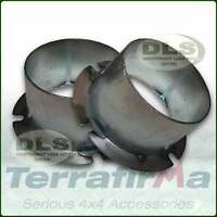 LAND ROVER DEFENDER, DISCOVERY 1 - Front Spring Dislocation Cone Set (TF501)