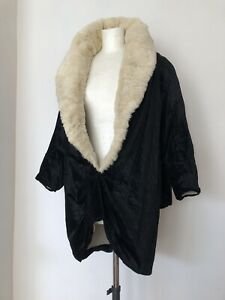 Fantastic Original 1920s Ladies Cocoon Jacket Coat Bourne & Hollingsworth Rare