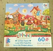 LALALOOPSY GLITTER PUZZLE 60 Pieces