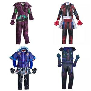 Disney Descendants Complete Outfit Girls Costumes For Sale Ebay