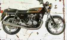 Honda CB750F2 1978 Aged Vintage SIGN A3 LARGE Retro