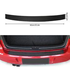 Protezione  paraurti carrozzeria auto posteriore Proteggi striscia gomma 90cm