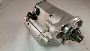 New Starter Original DENSO Motor TY28100-20553-71PDE Toyota Forklift