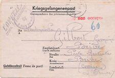 Carte Stalag XVIII B Oberdrauburg Brief Germany WWI