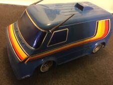 RARE Cox 049 Van Blue Hippie Van