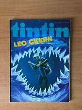 JOURNAL DE TINTIN Belgique n° 42 France n° 162 : Léo Gwenn le bateau éc