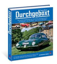 Durchgeboxt Enzyklopädie Kleinserien Eigenbauten auf VW-Käfer Bus Basis Buch NEU