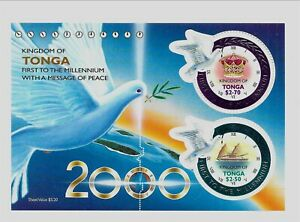 TONGA Sc 1031A NH issue of 2000 - MILLENNIUM