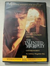Shelf170 Dvd ~ The Talented Mr Ripley