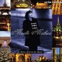 """MIREILLE MATHIEU """"MEINE WELT IST DIE MUSIK"""" CD NEUWARE"""