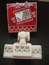 RARE Gorgeous Martha Stewart JUMBO CONFETTI HEARTS Hearts love Valentine's