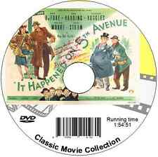 It Happened on Fifth Avenue - Don DeFore Ann Harding Charles Ruggles 1947 DVD