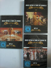 Once upon a Time in China 1, 2, 3 Triologie Eastern Sammlung - Jet Li, J. Cheung