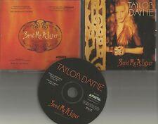 TAYLOR DAYNE Send Me A Lover 1993 USA RARE PROMO RADIO DJ CD Single MINT