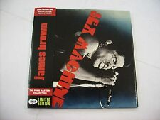 JAMES BROWN - SEX MACHINE - CD LIKE NEW VINYL REPLICA 2014 - LIMITED EDITION