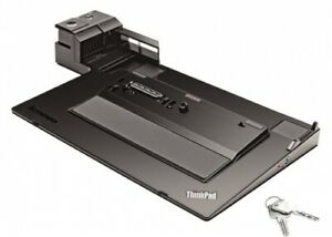 New Lenovo Thinkpad Minidock Docking Station (VGA. DVI. USB, RJ45) - 45N6693