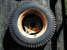 #244 Custom Suburban Sears Riding Lawn Mower Rear Tire Wheel - 23 x 8.50 - 12