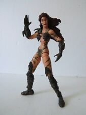 "Marvel Legends Baf Pitt Series WitchBlade 6"" action figure"