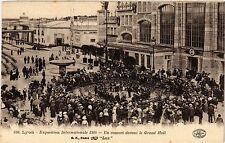CPA LYON Un concert devant le Grand Hill (442197)