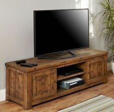Oak Traditional TV & Entertainment Stands