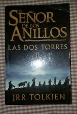 El Senor de los anillos lord of the rings book 2 spanish. Las Does Torres