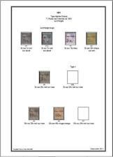 --Album de timbres Congo avant indep à imprimer