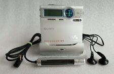 Sony MD Walkman MZ-R910 Type R. Mini Disc