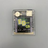 Super 2750 in 1 Cartridge GBC GB EDGB GameBoy Color GBC Console With card & box