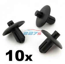 10x Trim & Body Panel Clips- Fit some Audi wheel arch, grille, cabin.. 4D0807300