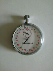 Vintage Breitling Mechanical Stop Watch