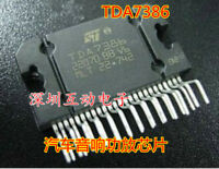 5PCS IC TDA7386 ZIP-25 ST Amplifier NEW GOOD QUALITY Z1