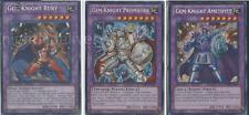 Authentic Julia Krystal Deck #2 - Gem-Knight Prismaura - Amber - Ruby 44 Cards