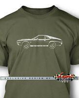 AMC AMX 1970 Coupe Men T-Shirt - Multiple Colors & Sizes - American Classic Car