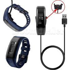 USB Fast Charging Dock Cradle Base Charger for Garmin Vivosmart HR Tracker Watch