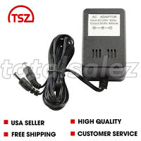 For Super Nintendo SNES Video Game System AC Adapter Power Cable Cord