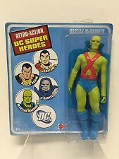 Retro-Action DC Super Heroes Martian Manhunter Collector Figure - Series 4