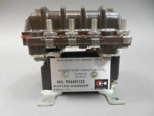 Cutler Hammer 9565H122 Relay 50A 3 PST Unsealed Type II NEW