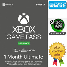 Xbox Game Pass Ultimate + Live Gold - 1 Month Keys / Global - XBOX/PC - INSTANT