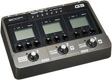 Zoom Effekt Amp Simulator für Gitarre G3 Version 2.0 Audio Equipment Schwarz