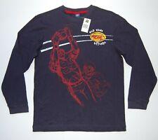 OshKosh BGosh Boys 100% Cotton Round Neck Sports Shirt...