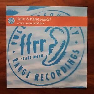 """NALIN & KANE Beachball TALL PAUL ffrr 1998 UK Original 567 831-1 VINYL 12"""" EX"""