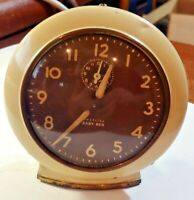 Vintage West-Clox Baby Ben Wind Up Clock Working