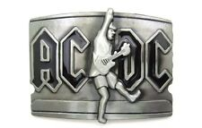 AC/DC ANGUS BELT BUCKLE (NEW)