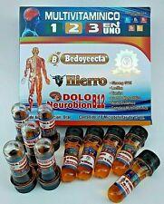 Bedoyecta Hierro Dolo Neurobion B12 (3 in 1) 10 VialDrinkable Complex B Bebible