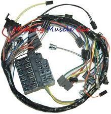 dash wiring harness with fuseblock 58-62 Chevy Impala Biscayne Bel Air El Camino