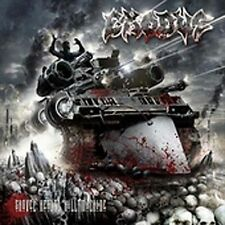 Shovel Headed Kill Machine cd +4 Bonus songs EXODUS