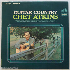 """Guitar Country Chet Atkins Vinyl 12"""" LP record RCA Victor LSP-2783 Dynagroove"""