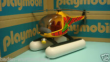 Playmobil 3220 jungle series water helicopter diorama geobra toy 120