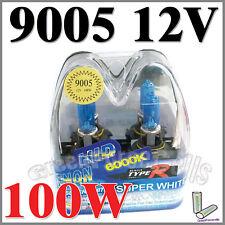 9005 White HID XENON 6000K Headlight Bulb 12V 100W