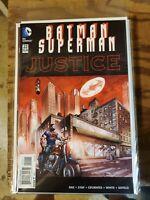 Batman Superman #22 VF DC Comic Greg Pak